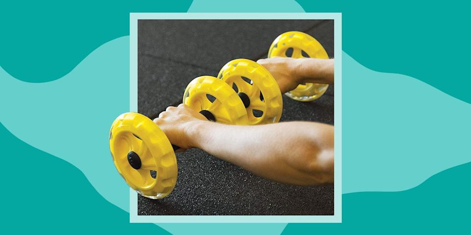 """<p>""""Six-pack abs"""" are probably the most desired fitness result among the masses. And there are a lot of weird abs machines (remember those vibrating ab belts?) that promise to carve out that washboard effect, helping you look super ripped in time for bathing suit season. </p><p>Here's a little secret: There's no shortcut to a six-pack. And you'll never get those washboard abs without working your entire core, which is the foundation to all your body's power. Your core includes not just the rectus abdominis (aka your six-pack), which allows you to bend over, but also the transversus abdominis (a deep layer of muscle that stabilizes your torso), the internal and external obliques on the sides of your torso which help you bend and twist, the stabilizing multifidi muscles along your spine, and the erector spinae, which help you stand up from a bent-over position and bend over backwards. </p><p>The best way to work all these muscles (and potentially work towards a six-pack) is through compound movements — like squats and deadlifts — that force your core to stabilize your entire body as you go through the motions. More targeting core training, like sit-ups and planks, will also call all those muscles into play. And certain abs machines can make those basic exercises way more challenging, upping the resistance or your range of motion so you can get more bang for your buck with every rep. Some of these tools are probably already in your gym; others are affordable, accessible, and easy to stash away when you don't want awkward questions from house guests. </p><p>Ready to fire up your core? Use these top-rated abs machines to build a stronger foundation. </p><h3 class=""""body-h3"""">How We Chose These Products</h3><p>This list is made up of budget-friendly, multipurpose ab machines that target your core without any gimmicks or false promises. They come highly rated from our own team's in-gym experiences and from tons of online reviewers. Whether you're looking for something super """
