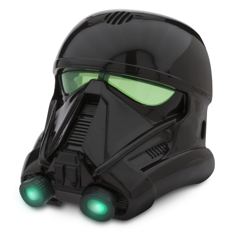 <p>What kid wouldn't want to be a Death Trooper instilling fear through the galaxy — or at least the neighborhood? <i>($26.95)</i></p>