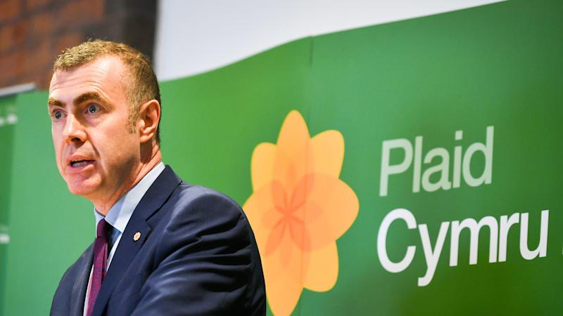 Plaid Cymru launches EU election campaign with independence call