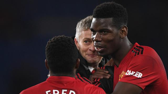 Having fallen out with Jose Mourinho, Paul Pogba has revelled in the positivity brought to Manchester United by Ole Gunnar Solskjaer.