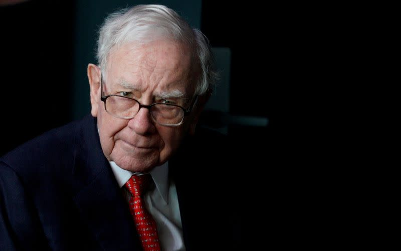 Buffett's Berkshire posts nearly $50 billion loss as coronavirus causes pain