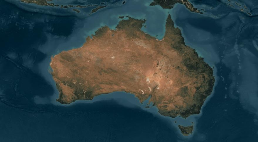 Australia recently decided to establish a national space agency.