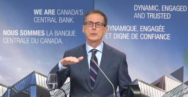 Bank of Canada Governor Tiff Macklem, speaking remotely to the combined Calgary and Edmonton chambers of commerce on Tuesday, said the bank would keep a close eye on the housing market and think about how to contain a housing bubble that could lead to future trouble.