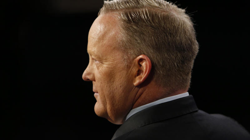 Don't Worry, Sean Spicer Never 'Knowingly' Lied To The American People