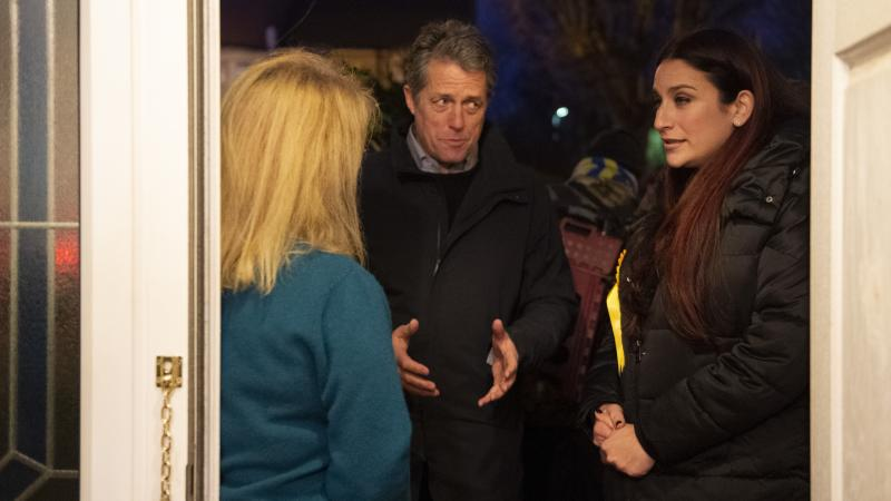 Hugh Grant accuses Lib Dems of lying days after joining them on campaign trail