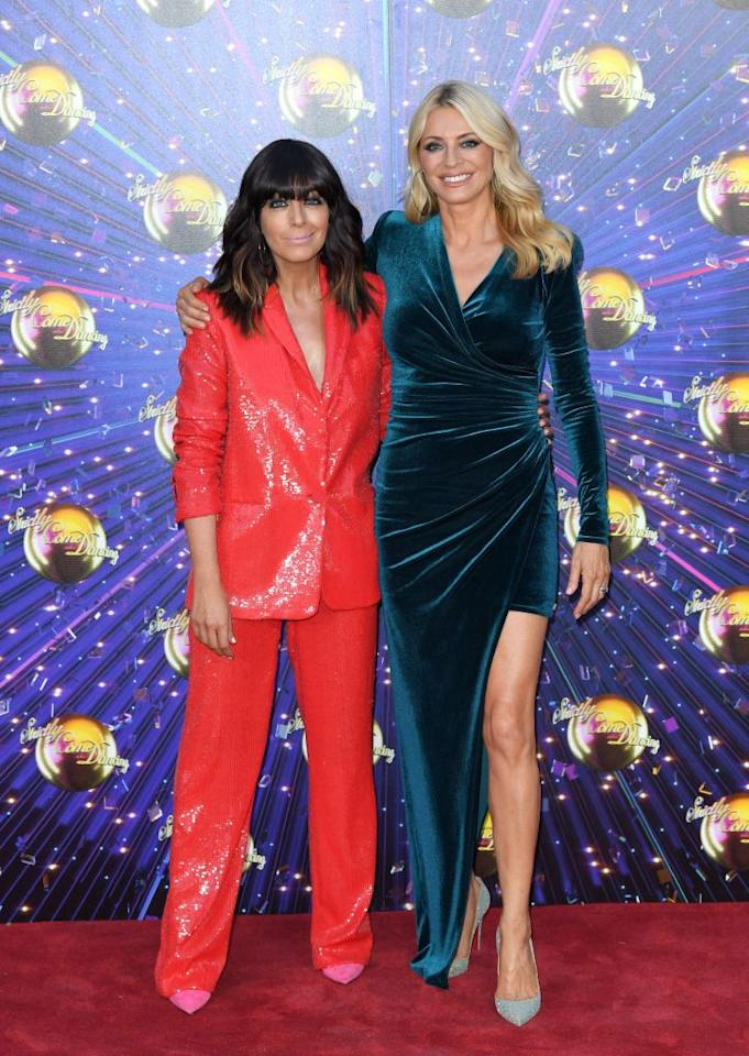 "<p>It's been a weird old year for TV and film. While many productions were put on hold in March due to the <a href=""https://www.cosmopolitan.com/uk/entertainment/a31661797/tv-shows-films-on-hold-coronavirus/"" target=""_blank"">coronavirus pandemic, </a>others were cut all together, with the likes of Love Island being postponed for a whole year. The good news is, much like ITV are finding a way to do <a href=""https://www.cosmopolitan.com/uk/im-a-celebrity-news/"" target=""_blank"">I'm A Celebrity... Get Me Out Of Here!</a>, the BBC are pushing forward with Strictly Come Dancing, putting social distancing and bubble measures in place.</p><p>As ever, rumours of who's heading onto our screens in their sequins have been rife all summer, but every celeb contestant has now been announced by the BBC. So, who's going to be foxtrotting around the dancefloor this winter? </p>"