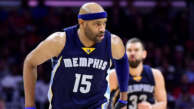 Age is just a number for Vince Carter.