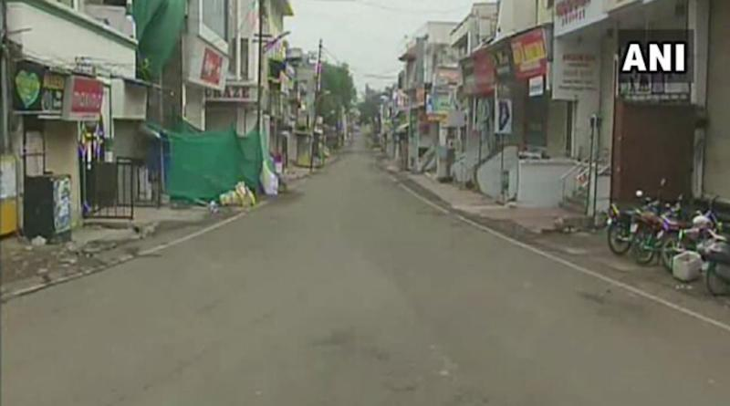 Aurangabad Janata Curfew: Streets Wear Deserted Look As 9-Day Curfew Starts From Today to Curb COVID-19 Spread, View Pics