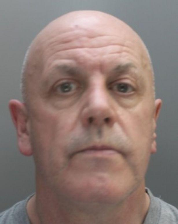 George Leather stabbed wife Paula more than 300 times after suspecting she was having an affair (swns)