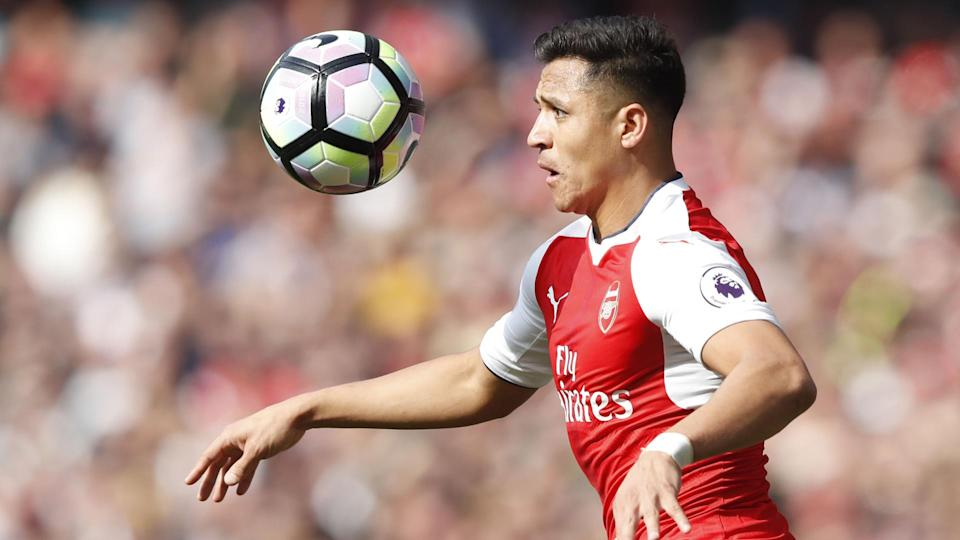 Alexis Sanchez is on his way out of Arsenal it seems