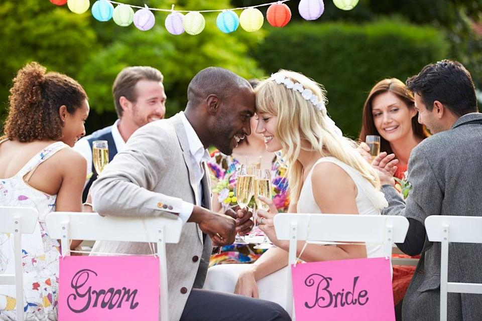 How to save money while planning your wedding (Alamy/PA)
