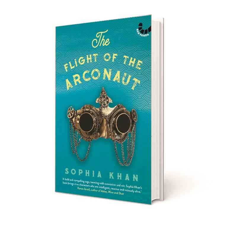 Pakistani writer Sophia Khan book, The Flight of the Arconaut, indian express talk, indian express news
