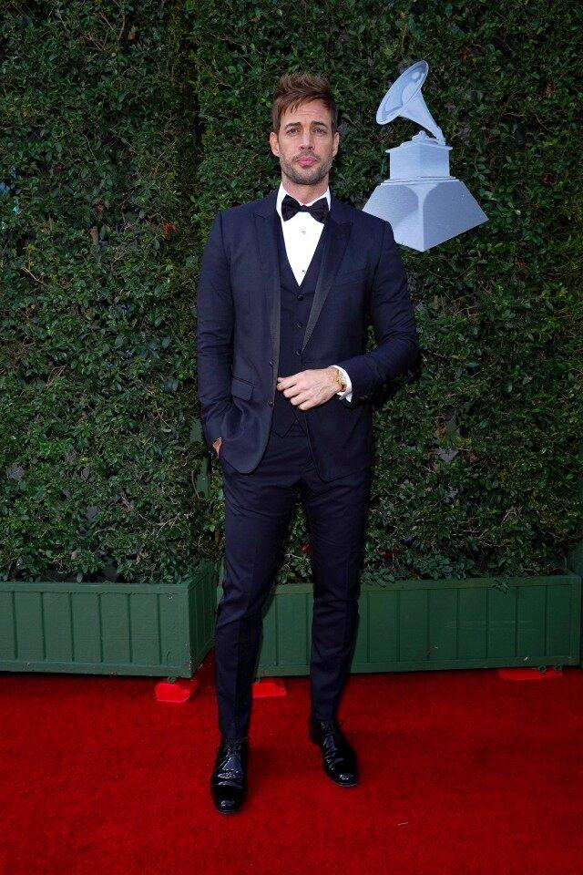 William Levy Latin Grammys 2019