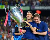 Barcelona Celebrates UEFA Champions League Victory