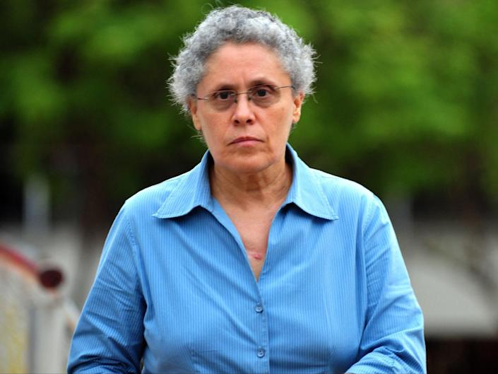 Dora Maria Tellez, a former health minister, was among those arrested at the weekend (AFP via Getty Images)
