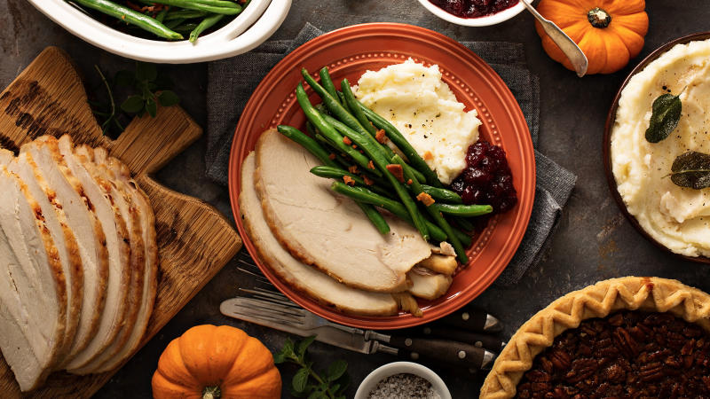 How to Buy Everything You Need for Thanksgiving at Trader Joe's for Less Than $130