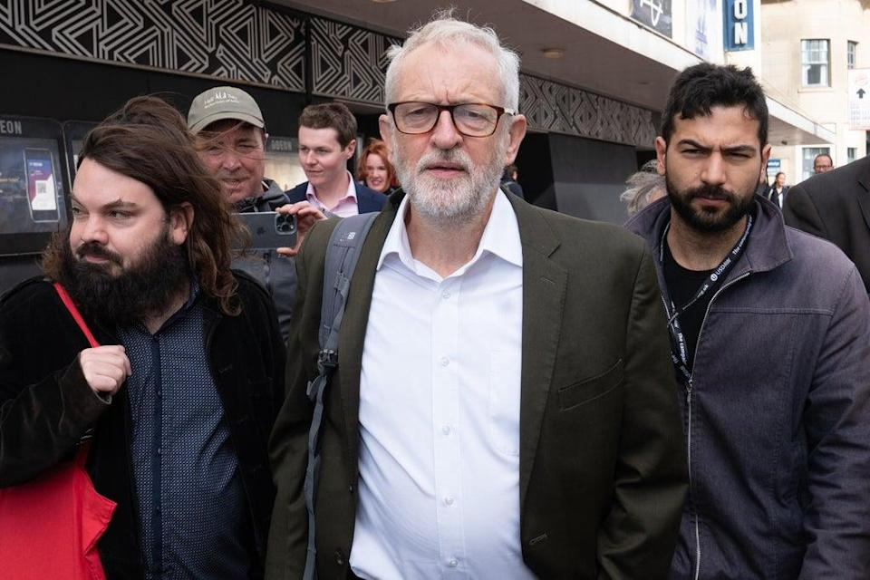 Jeremy Corbyn will come to Scotland for four days early in November (Stefan Rousseau/PA) (PA Wire)