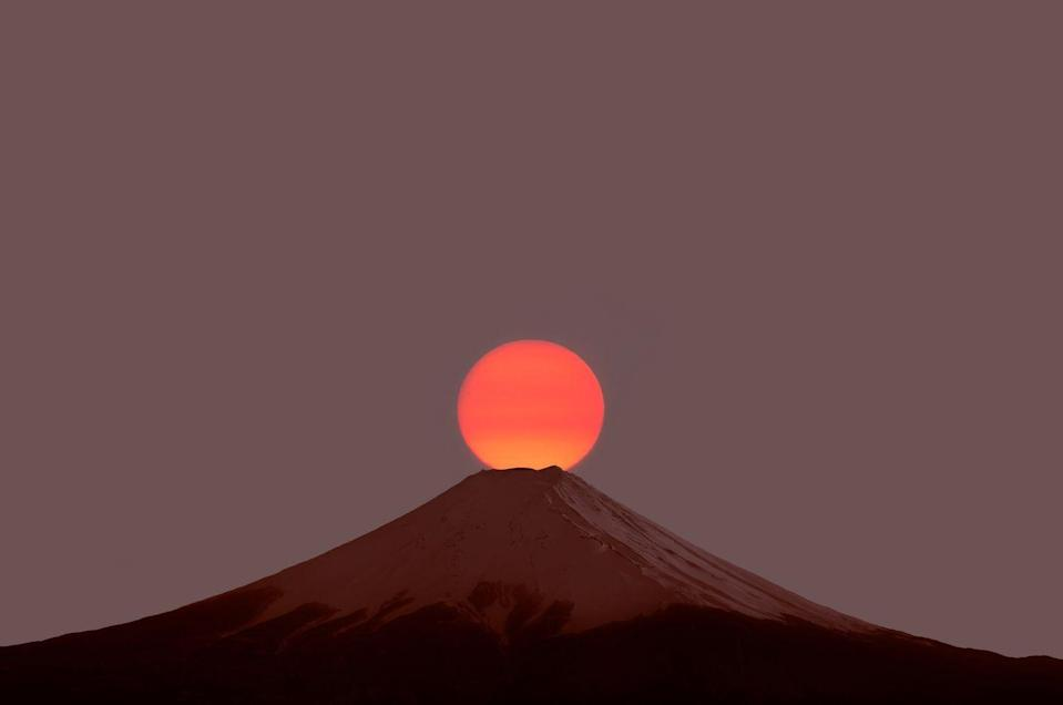 <p>There's a reason that Japan has been known as the land of the rising sun for thousands of years. </p>