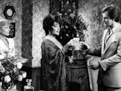 <p>Famed actress, Elizabeth Taylor, didn't just happen upon a cameo in the ultra-popular soap, <em>General Hospital</em> — she called the producer herself to personally ask for a role. Taylor played Helena Cassadine, widow of villain Mikkos Cassadine, so she could appear at the wedding of popular characters, Luke and Laura. Her appearance resulted in a curse being placed on the happy couple.</p>