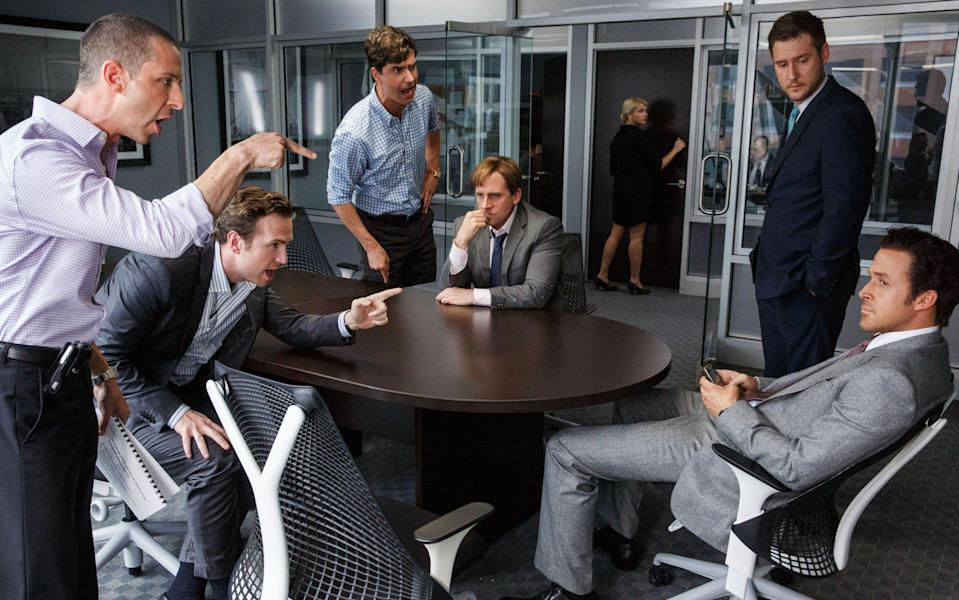 The Big Short will be the model for turning real-life financial drama into movie gold - Jaap Buitendijk/Paramount Pictures/AP