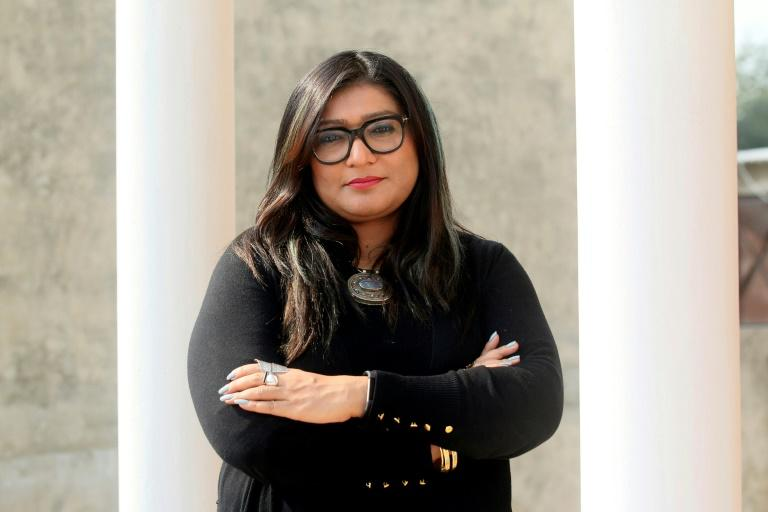 Human rights award winner and founder of Pakistan's first cyber-harassment helpline, Nighat Dad, is a digital warrior