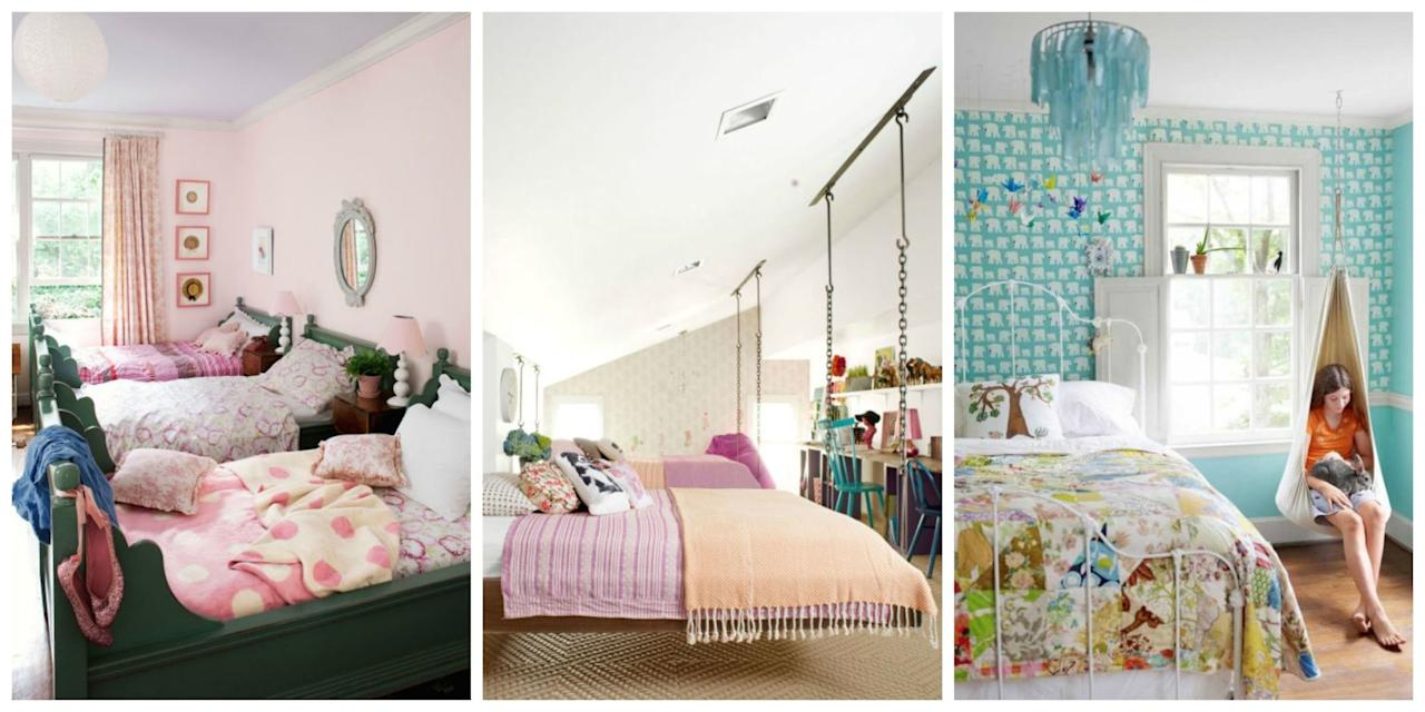 12 Fun And Feminine Bedroom Decorating Ideas For S