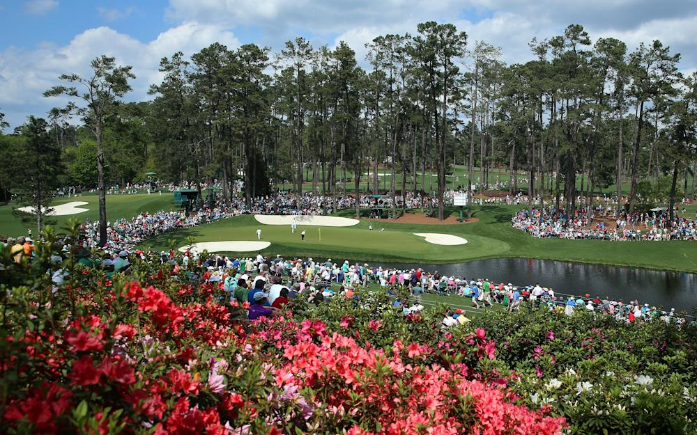 Augusta - Credit: Getty Images