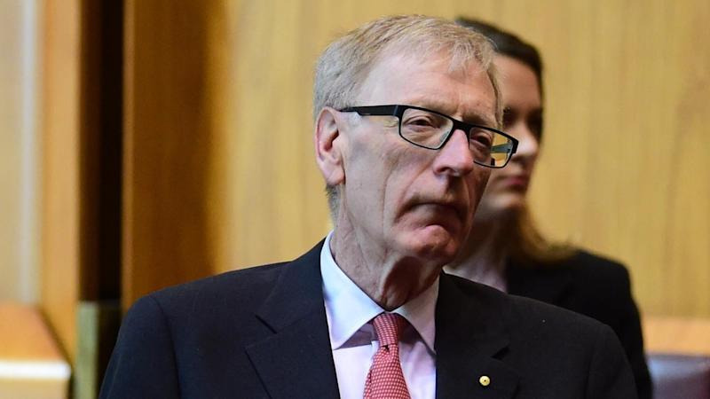 <p>Former High Court justice Kenneth Hayne will preside over the banks royal commission.</p>