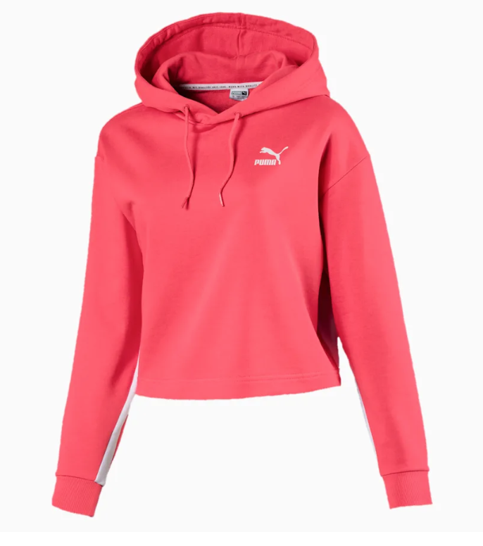 Classics Women's Cropped Hoodie