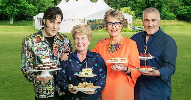 Great British Bake Off finally returns to Channel 4 this August.