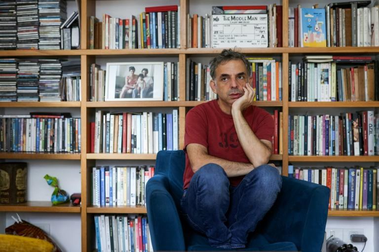 """Etgar Keret says the sources of his inspiration """"are always negative"""""""