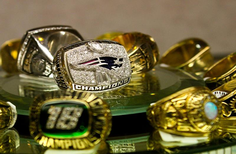 Super Bowl Rings: Value of the NFL's Special Bling