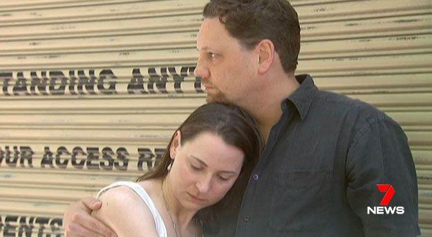 The toddler's parents Tim and Angela Black said they hoped making the hospital accountable will save lives. Source: 7 News