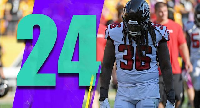 <p>Theoretically, the Falcons' upcoming schedule allows for them to dig out of this hole. The trick will be actually winning those games with perhaps the worst defense in the NFL. (Kemal Ishmael) </p>
