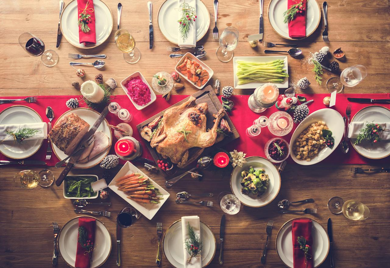 <p>If you want to put on the best Christmas spread at your gathering then look no further. We've compiled some delicious treats, drinks, dinner ideas and desserts to really make your table stand out.</p>