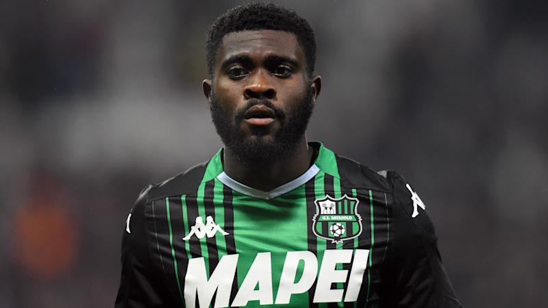 Napoli and Rennes battle for ex-Chelsea youngster Boga but Sassuolo are holding out for £36m
