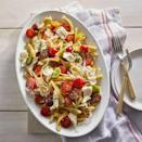 """<p>Make your own cherry tomato sauce with this recipe, and if you're not feeling something heavy like pasta, swap it out for chicken or fish and get in some extra protein for the day. <br></p><p><em><a href=""""https://www.womansday.com/food-recipes/food-drinks/a28355508/pasta-with-marinated-cherry-tomato-sauce-recipe/"""" rel=""""nofollow noopener"""" target=""""_blank"""" data-ylk=""""slk:Get the Pasta with Marinated Cherry Tomato Sauce recipe."""" class=""""link rapid-noclick-resp"""">Get the Pasta with Marinated Cherry Tomato Sauce recipe.</a></em></p>"""