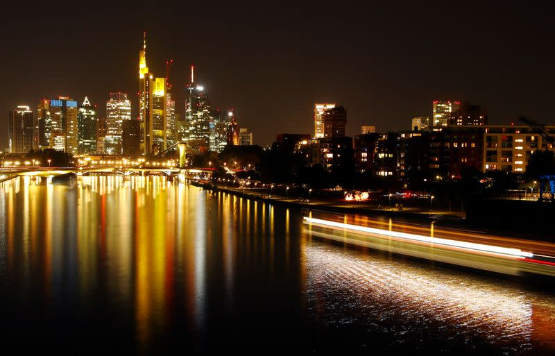 Modest rise in German July industry output points to slow recovery