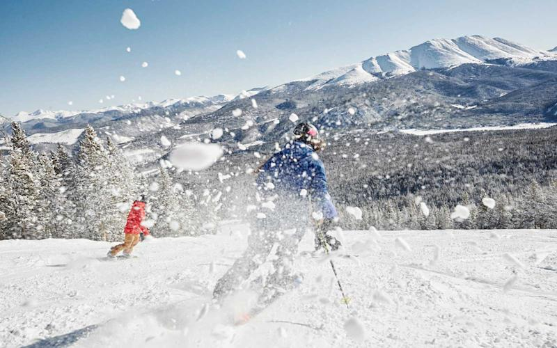 Andrew Maguire/Courtesy of Vail Resorts