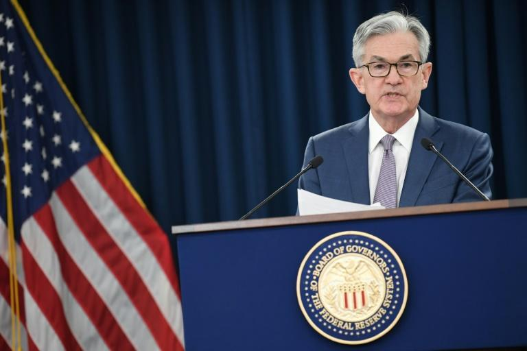 Federal Reserve Chair Jerome Powell said government spending can help boost the US economy's recovery