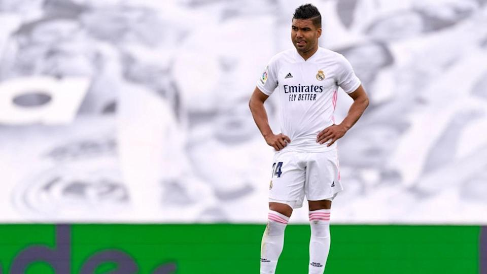Casemiro   Quality Sport Images/Getty Images