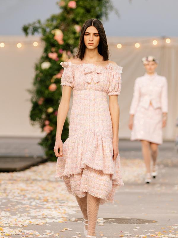 Chanel Spring/Summer 2021 Haute Couture. Sumber foto: Document/Chanel.