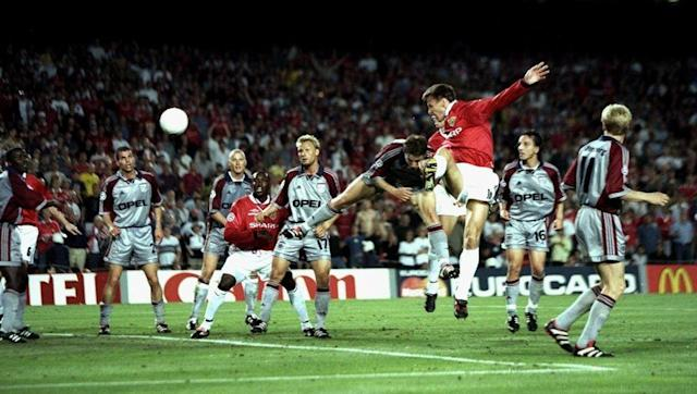 <p>Perhaps the greatest Manchester United team there's ever been - certainly the fact that they won the treble would back that up.</p> <br><p>United versus Bayern is widely considered one of the greatest Champions League comebacks of all time - not so much because of the scoreline, but because of the occasion and the nature of which the game was turned around in the blink of an eye.</p> <br><p>Late goals from Teddy Sheringham and then Ole Gunnar Solskjaer sent United fans wild, and earned Sir Alex Ferguson a knighthood shortly after.</p> <br><p>Before that, United had already claimed the league title on the final day of the season, and beat Newcastle in the FA Cup final, after the famous Ryan Giggs solo effort against Arsenal the round before.</p>