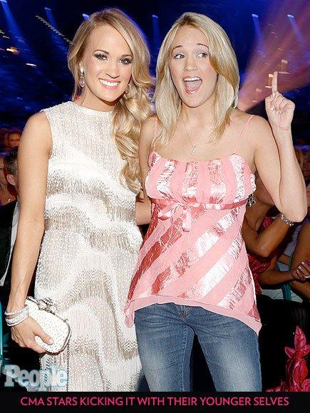 """From <em>American Idol</em> contestant to CMA Awards queen, <a href=""""../tag/carrie-underwood/"""">Underwood</a> has come a long way."""