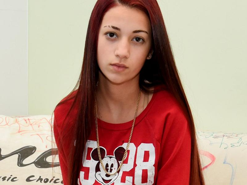 In September 2016, Danielle Bregoli appeared on Dr. Phil to discuss her behavioral  problems. The 13-year-old had been stealing her mom's credit cards and ...