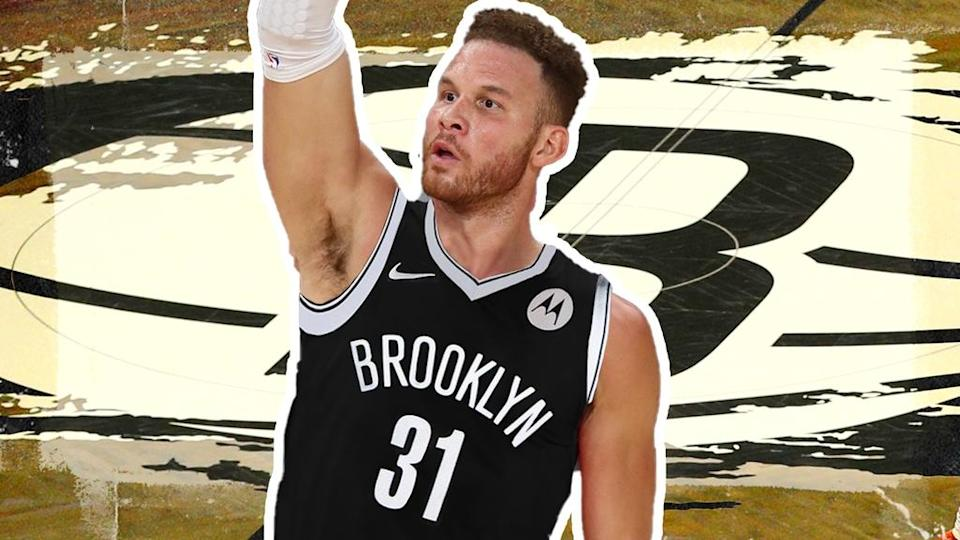 Blake Griffin Nets TREATED