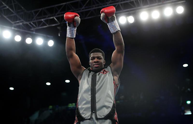 Adeleye is the latest heavyweight from the capital on the scene with world title aspirations Photo: Getty Images