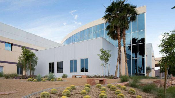 PHOTO: College of Southern Nevada Henderson campus. (College of Southern Nevada)