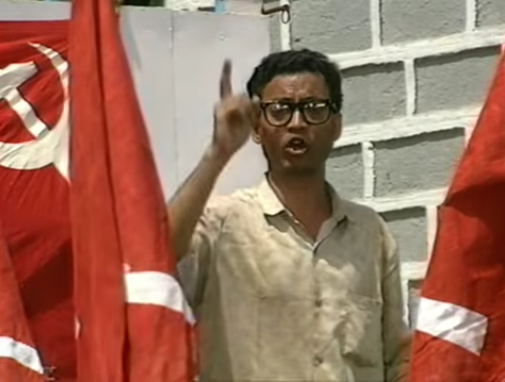 Though fairly early in his career, Irrfan gave a stirring performance as the revolutionary Urdu poet Makhdoom Mohiuddin in this television series about celebrated Urdu poets. His flawless delivery of the Makhdoom's kalaams is Doordarshan nostalgia at its finest.