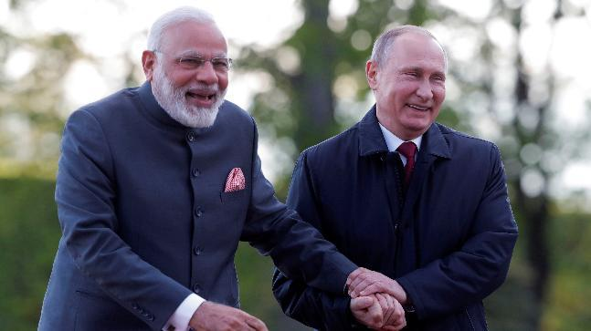 "The ""informal"" meet between PM Modi and President Vladimir Putin will be Modi's second visit to Russia. PM Modi visited Russia last in June 2017."